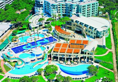 Limak Atlantis Hotel And Resort Belek